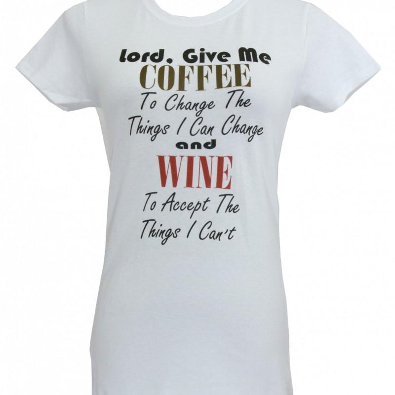 COFFEE Girl Tee