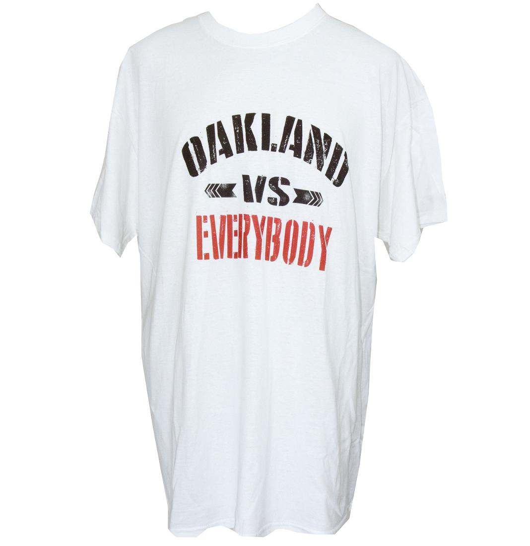 Oakland Vs EVerybody Red sm