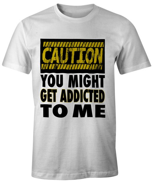 caution-addicted
